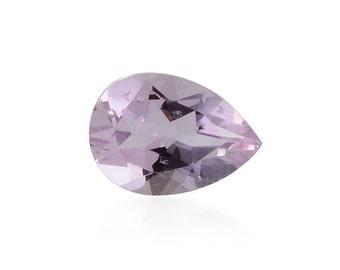Pink Amethyst Pear Cut Loose Gemstone 1A Quality 10x7mm TGW 1.25 cts.
