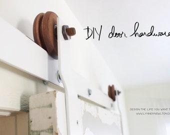 Door Track Hardware Wheels