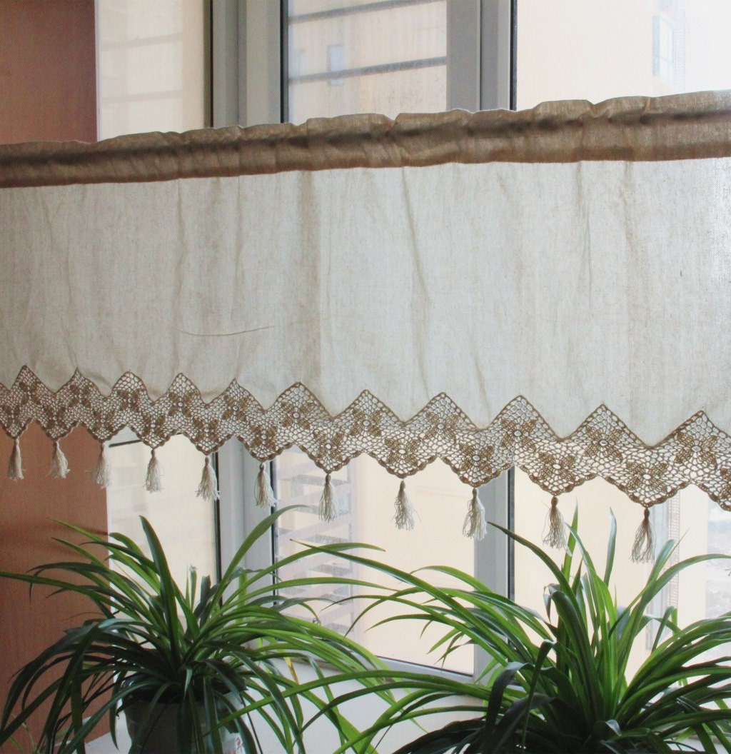 shabby chic cafe curtains