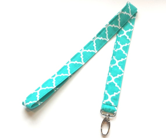 Women's key lanyards