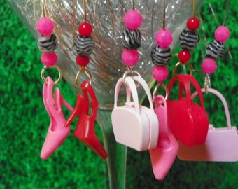 Barbie's Matching Purse and Shoes