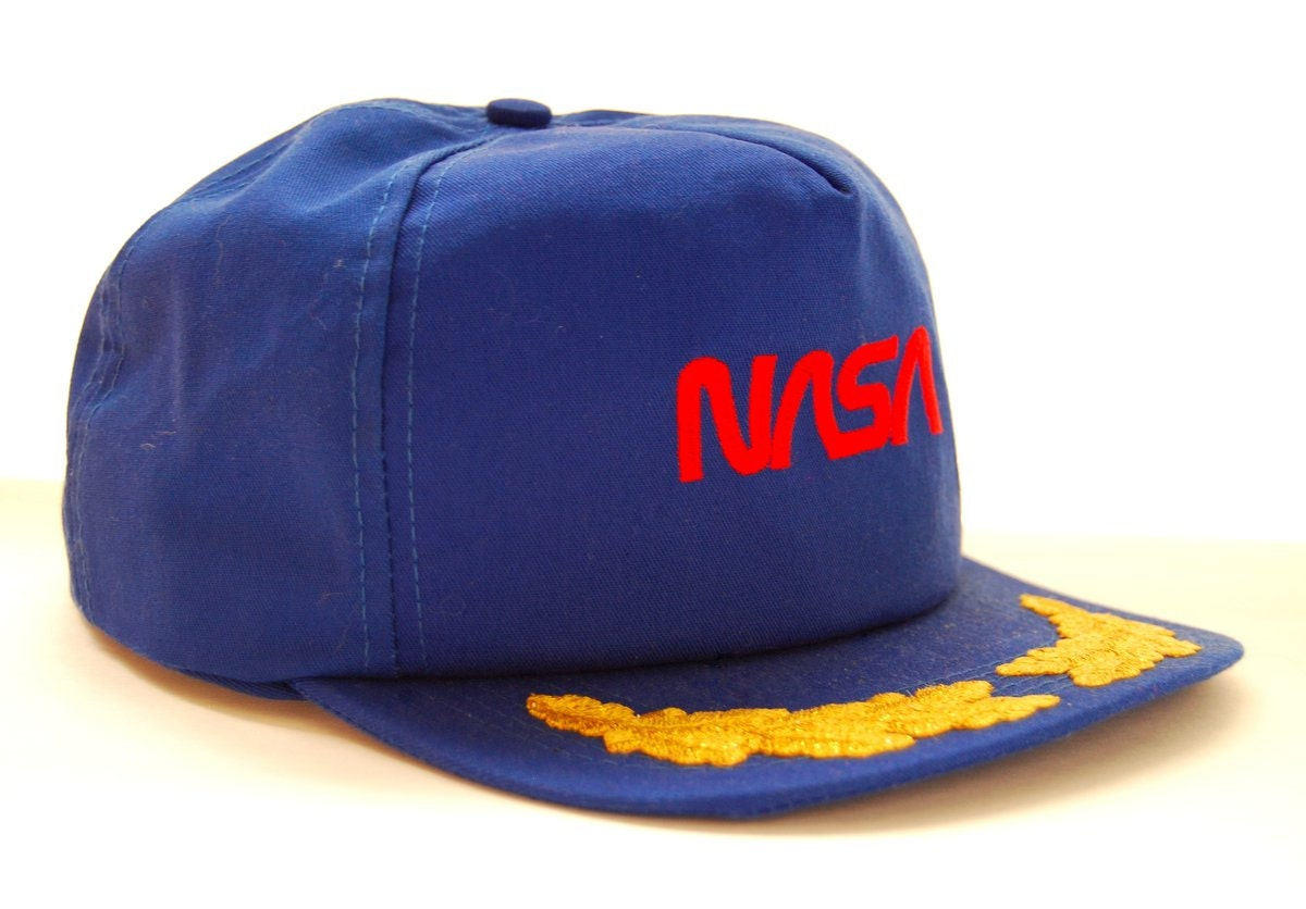 vintage nasa hat - photo #2