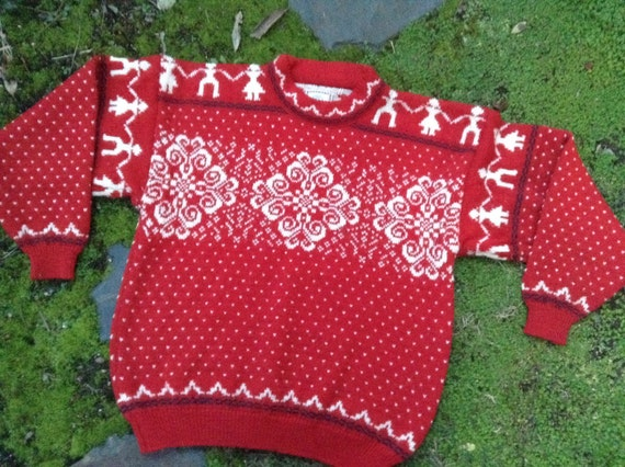 Score Norwegian Sweaters 116