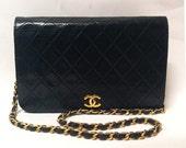 506 Vintage Full Flap Matelasse Chain Shoulder Bag