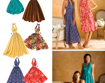 Simplicity Sewing Pattern 3823 Misses Dresses
