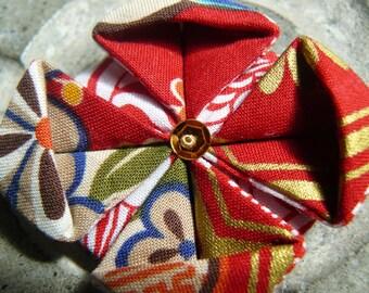 PIN origami lotus