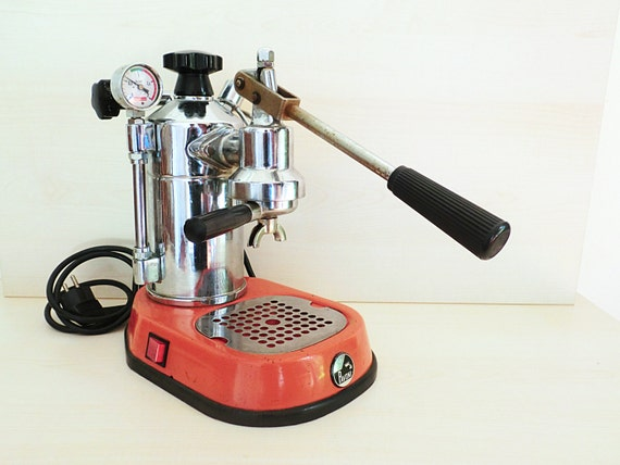 espresso machine italian made