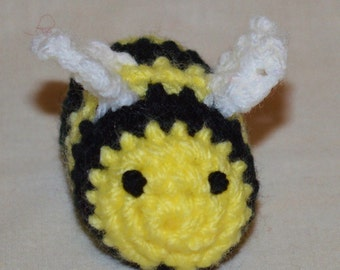 Crochet Bumble Bee