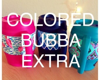 Colored Bubba Add-On