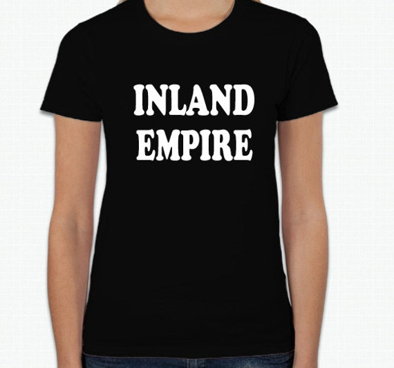 Inland empire women 39 s t shirt for Custom t shirts costa mesa