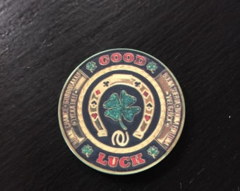 LUCKY Ceramic Poker Chip
