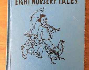 Eight Nursery Tales/1938 Children's Book