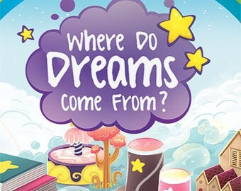 Where Do Dreams Come From? Personalized Book for Kids