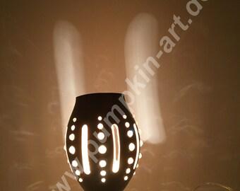 """1 x gourd lamp """"Goblet"""" Swarovski lamp, gourd lamp, gourd"""