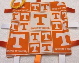 Tennessee Volunteers Sensory Blanket