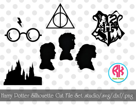 Gallery For gt Harry Potter Silhouette