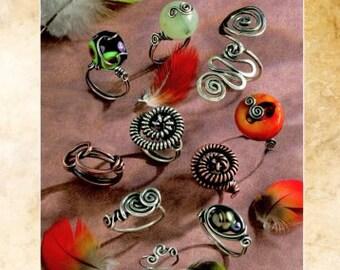 Tutorials, Jewellery Making, Rings of Beauty by Sharilyn Miller: Rings Workshop DVD with Sharilyn Miller