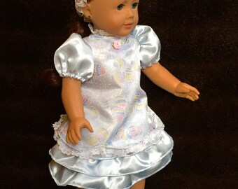 Easter 18 in. American Girl Doll outfit. ONLY ONE