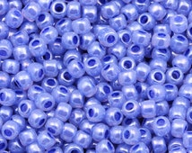 11/0 TOHO seed beads * Ceylon Virginia Bluebell * - TR-11-921 - seed beads, 2.2 mm - 10 g