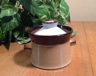 Denby Stoneware Country Cuisine Soup Bowl with Lid