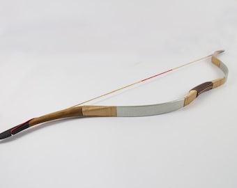 35lbs Silver Recurve Bow For Women&Youth Archery Target Practice