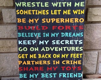 Brother sign - big brother - baby brother - wood sign - superhero - little boys room - personalized sign