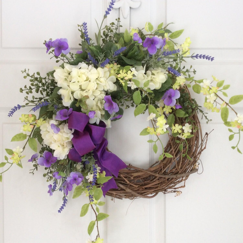 Spring Wreaths-Valentine Wreath-Tulip Wreath-Front Door