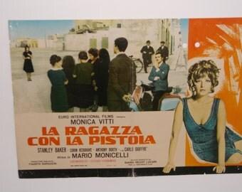 1960's Film Poster - European - Original vintage