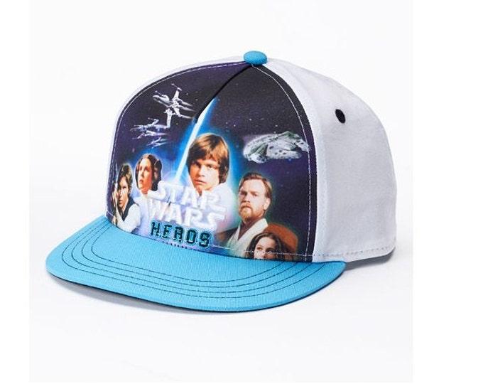 Star Wars Heros Baseball Hat – Boys