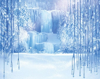 Disney Frozen Backdrop