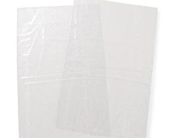 14 x 22 Polyethylene Bags 100 Per Package