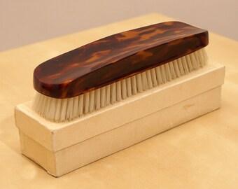 Vintage Cloth Brush    England    Original Box