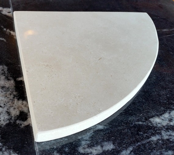 Natural Stone Shower Corner Shelf Dolce Champagne 8 By