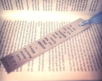 Daddy's Bookmark