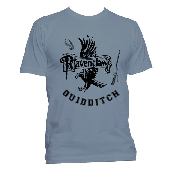 Ravenclaw Quidditch Unisex T Shirt Harry Potter by ...