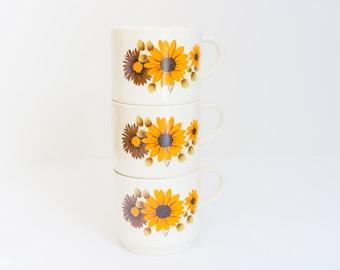 Johnson of Australia Kalista Cups - Orange Flower
