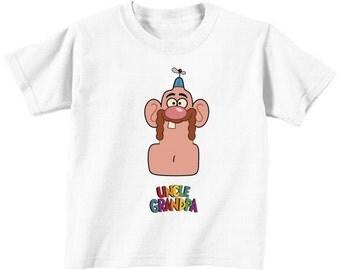 Uncle Grandpa Personalized T-shirt