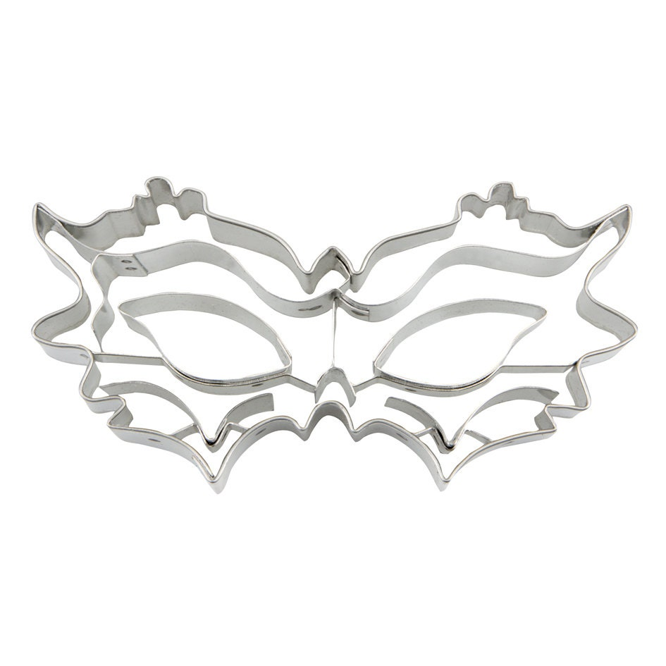 STADTER / Cookie cutter / MASK EYES Cutter / Metal by StaceyDecor