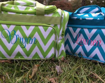 Personalized/Monogrammed Duffle Bag
