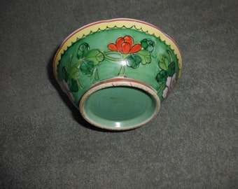 Vintage  Chinese Porcelain Bowl