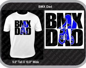 BMX Dad T-Shirt or Hoodie