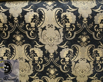 Chenille  Renaissance Fabric home decor upholstery fabric ,sold by the yard