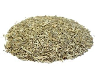 100 g Dried Organic Wormwood (Artemisia absinthium)  incense, magic, healing herb