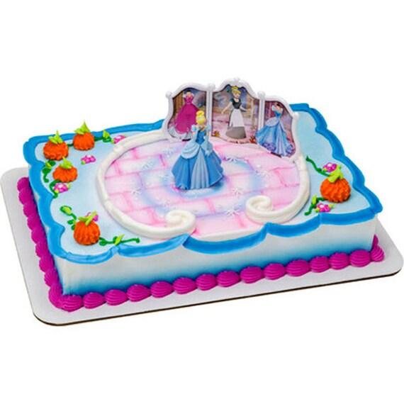 Cinderella Transforms Cake Decorating Kit by ...