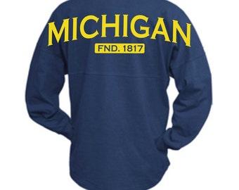 University of Michigan Billboard Jersey