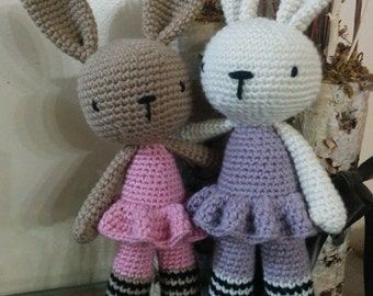 "14"" Bunny Doll"