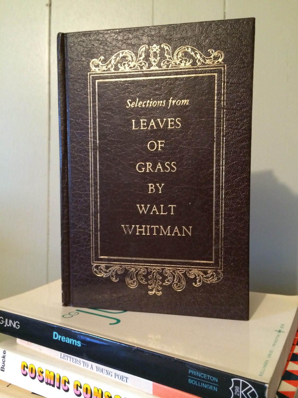 leaves of grass walt whitman - photo #24