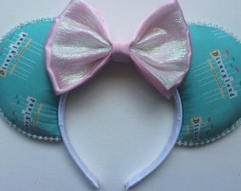 Retro Disneyland Ears
