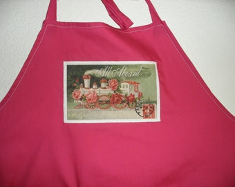 a georgeous apron perfect for anyone
