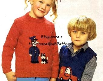 Knitting Pattern Postman Pat : Popular items for postman pat on Etsy